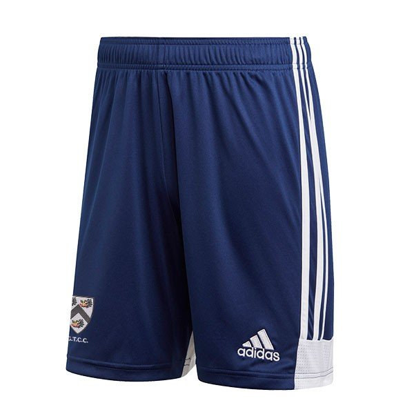 Grimsby Town CC Adidas Navy Training Shorts