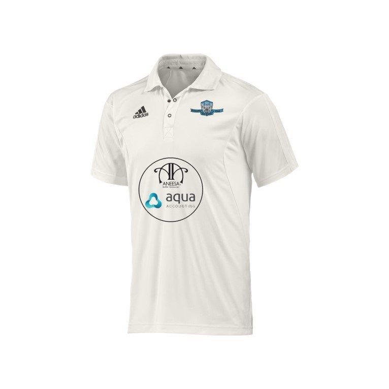 Newcastle City CC Adidas Elite Junior Playing Shirt