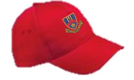 Ballymena CC Red Baseball Cap
