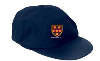 Wallington CC Navy Baggy Cap