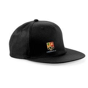 Cumberworth FC Adidas Black Snapback Hat