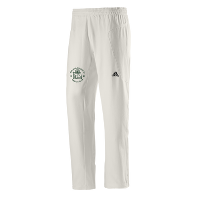Astley and Tyldesley CC Adidas Junior Playing Trousers