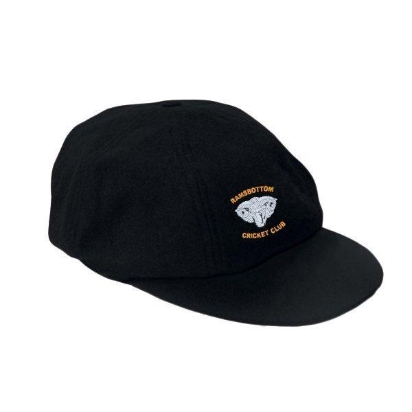 Ramsbottom CC Albion Black Baggy Cap