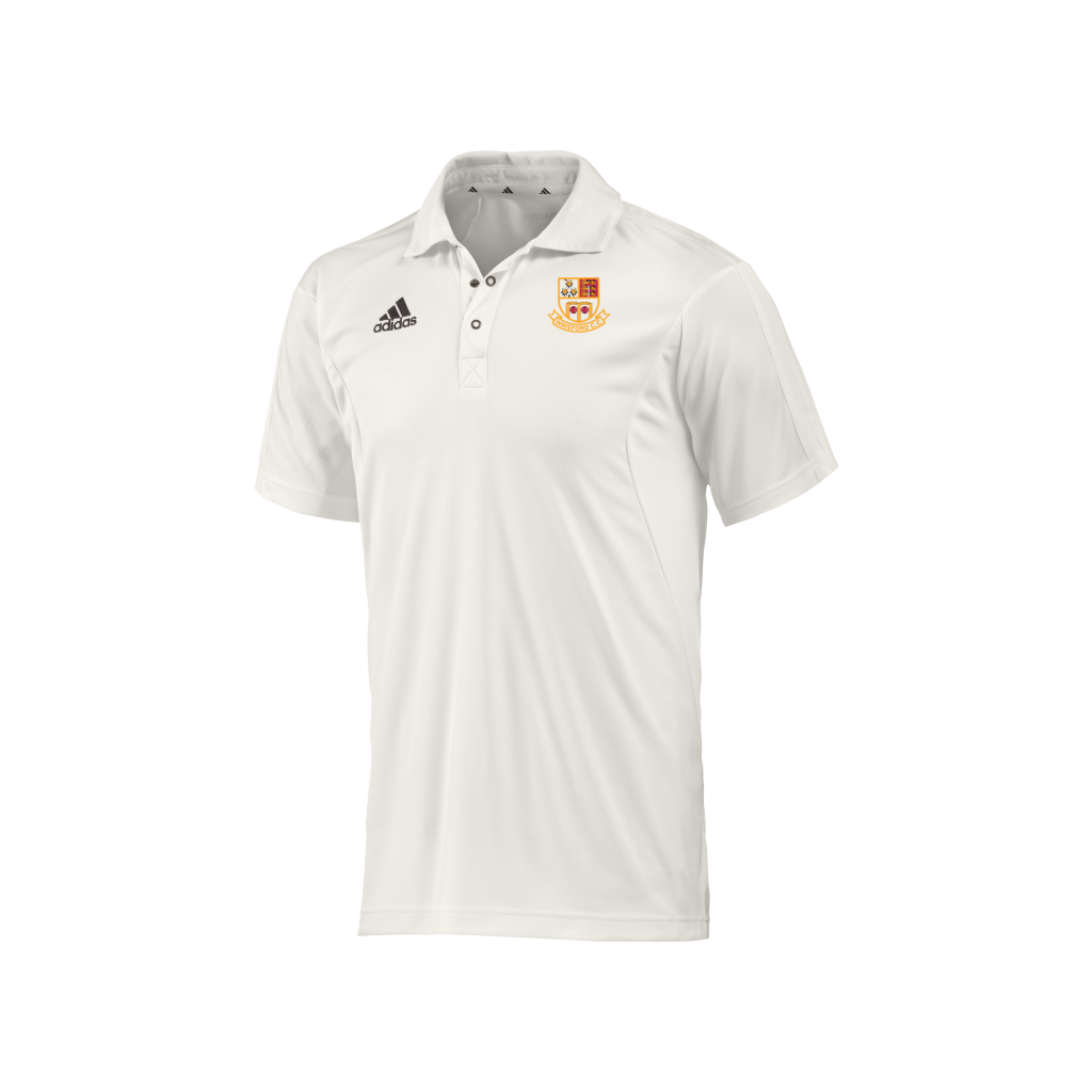 Winsford CC Adidas Elite Short Sleeve Shirt
