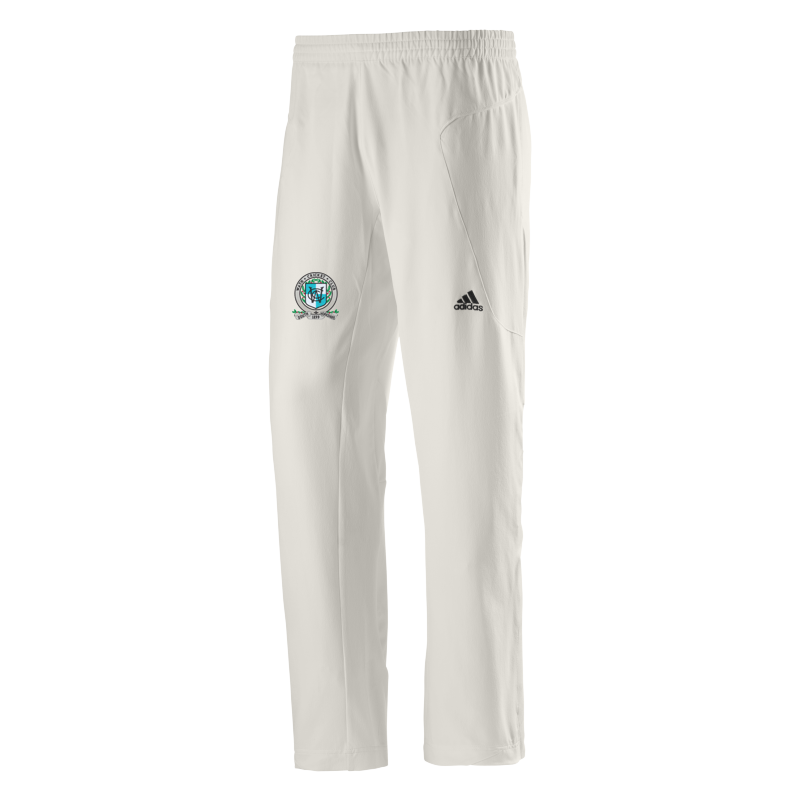 Wath CC Adidas Elite Junior Playing Trousers