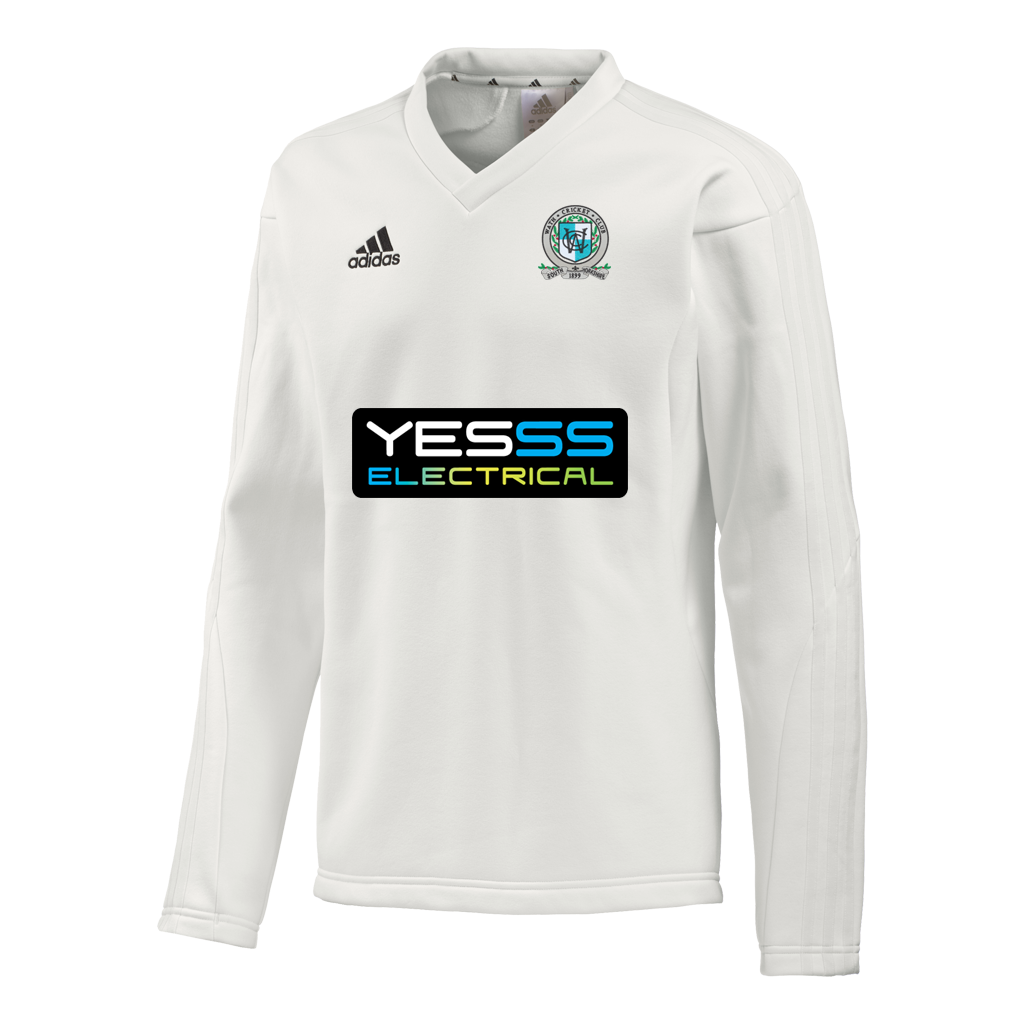 Wath CC Adidas Elite Long Sleeve Sweater