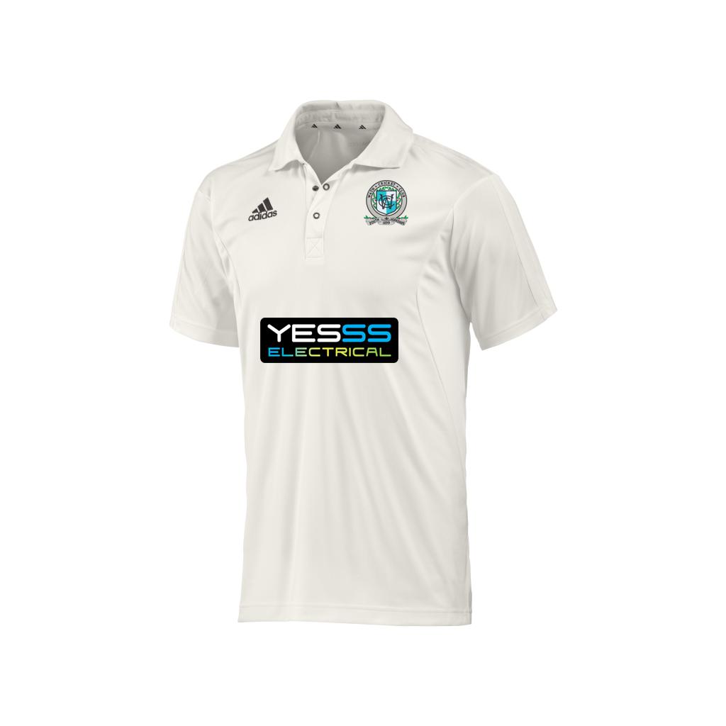 Wath CC Adidas Elite Junior Short Sleeve Shirt