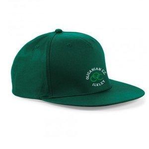 Olicanian CC Green Snapback Hat