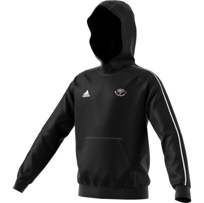 Ben Rhydding CC Adidas Black Hoody