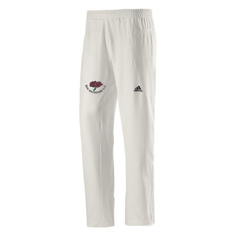 Ben Rhydding CC Adidas Playing Trousers