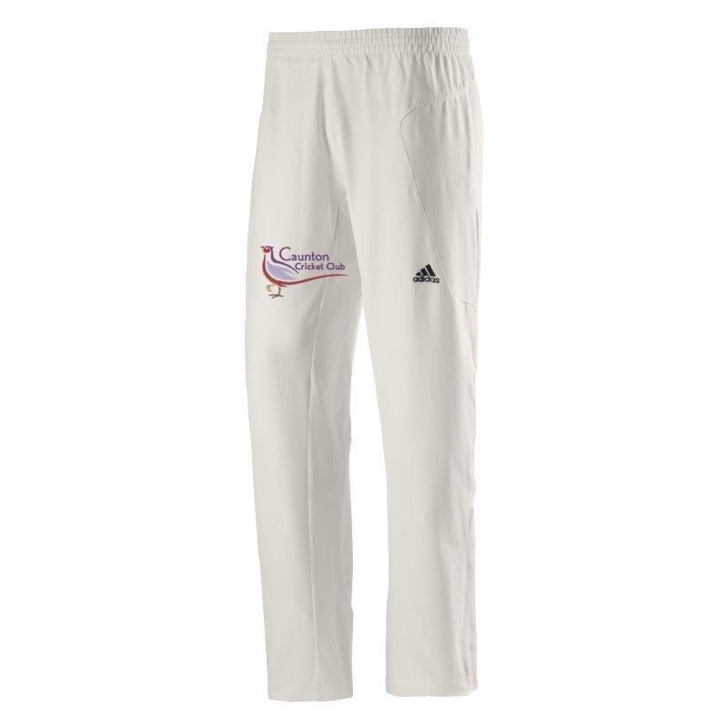 Caunton CC Adidas Playing Trousers