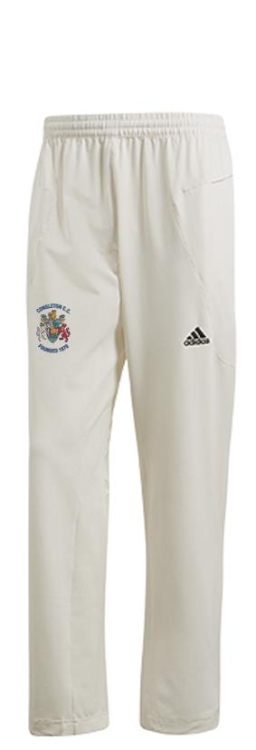 Congleton CC Adidas Elite Playing Trousers
