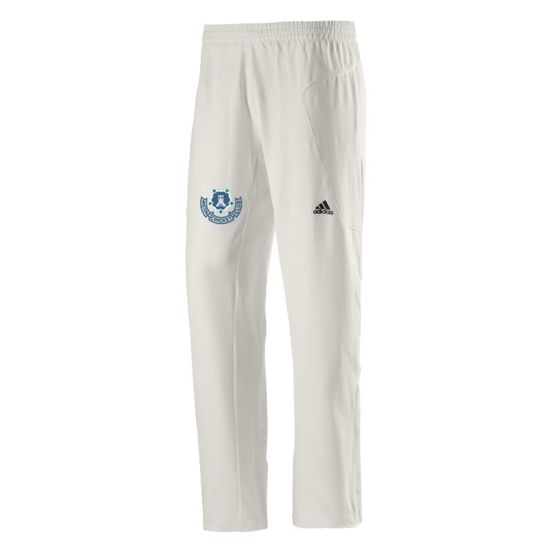 Anston CC Adidas Playing Trousers