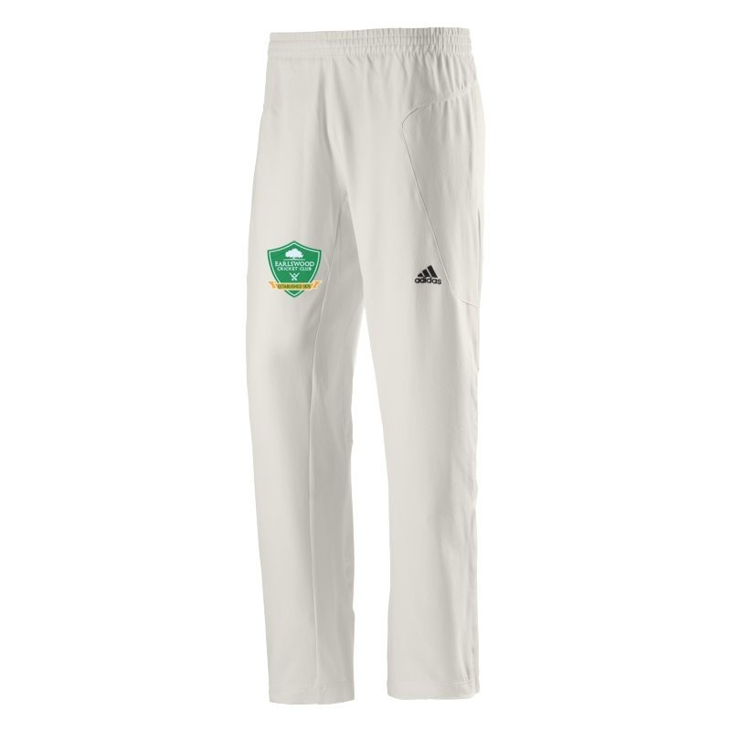 Earlswood CC Adidas Junior Playing Trousers