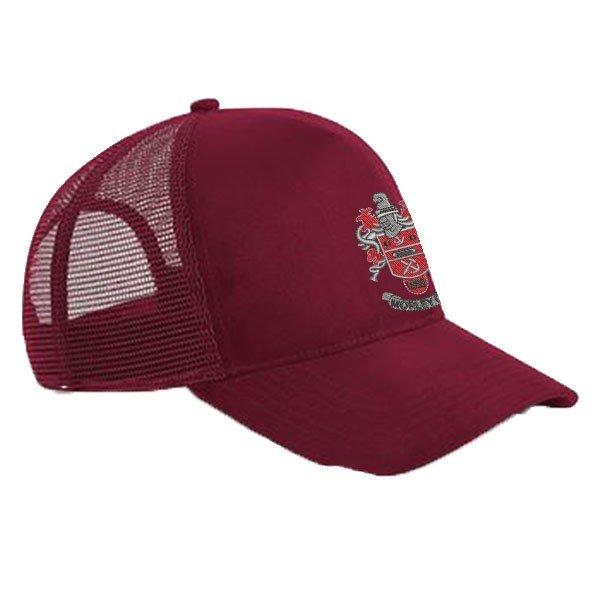 Morley CC Maroon Trucker Hat