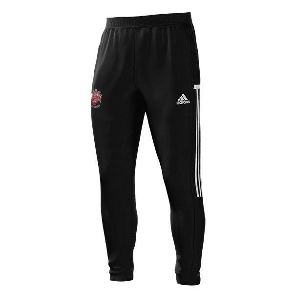 Morley CC Adidas Black Training Pants