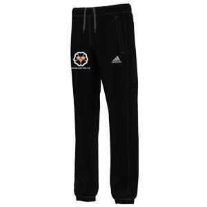 Upper Hopton CC Adidas Black Sweat Pants