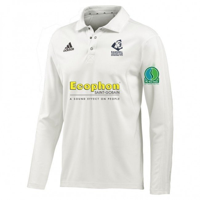 Ramsdell CC Adidas L/S Playing Shirt