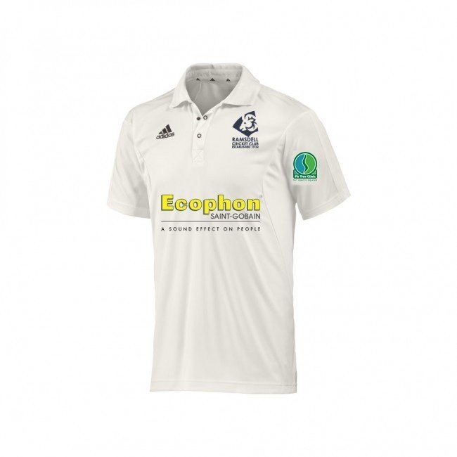 Ramsdell CC Adidas S/S Playing Shirt
