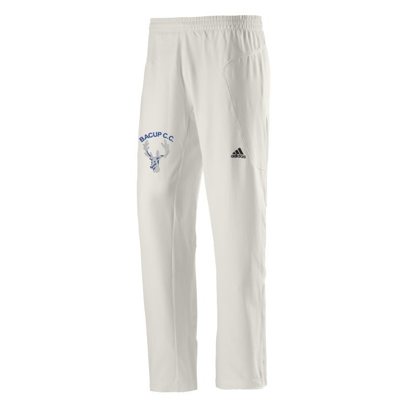 Bacup CC Adidas Junior Playing Trousers
