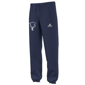 Bacup CC Adidas Navy Sweat Pants