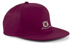 Ellesmere CC Black Baggy Cap