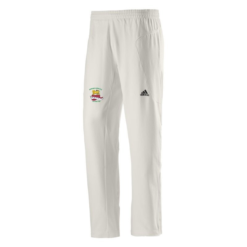 Spring View CC Adidas Junior Playing Trousers