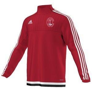 Happisburgh CC Adidas Red Junior Training Top