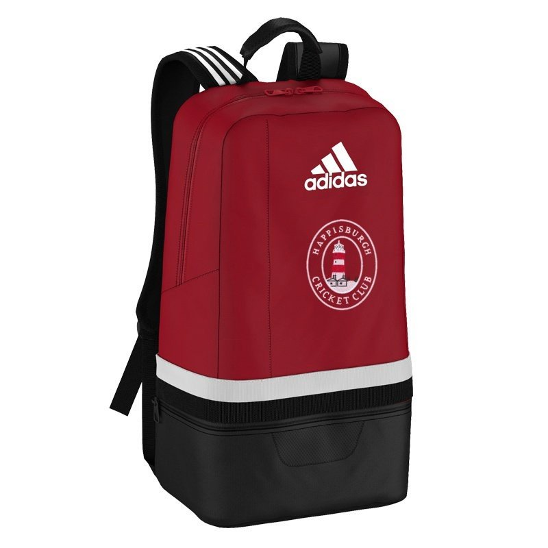 Happisburgh CC Adidas Red Training Bag