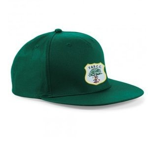 Fulwood & Broughton CC Green Snapback Hat