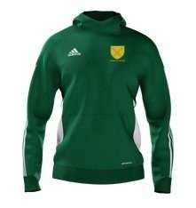Liphook & Ripsley CC Adidas Green Hoody