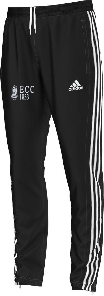 Effingham CC Adidas Black Training Pants