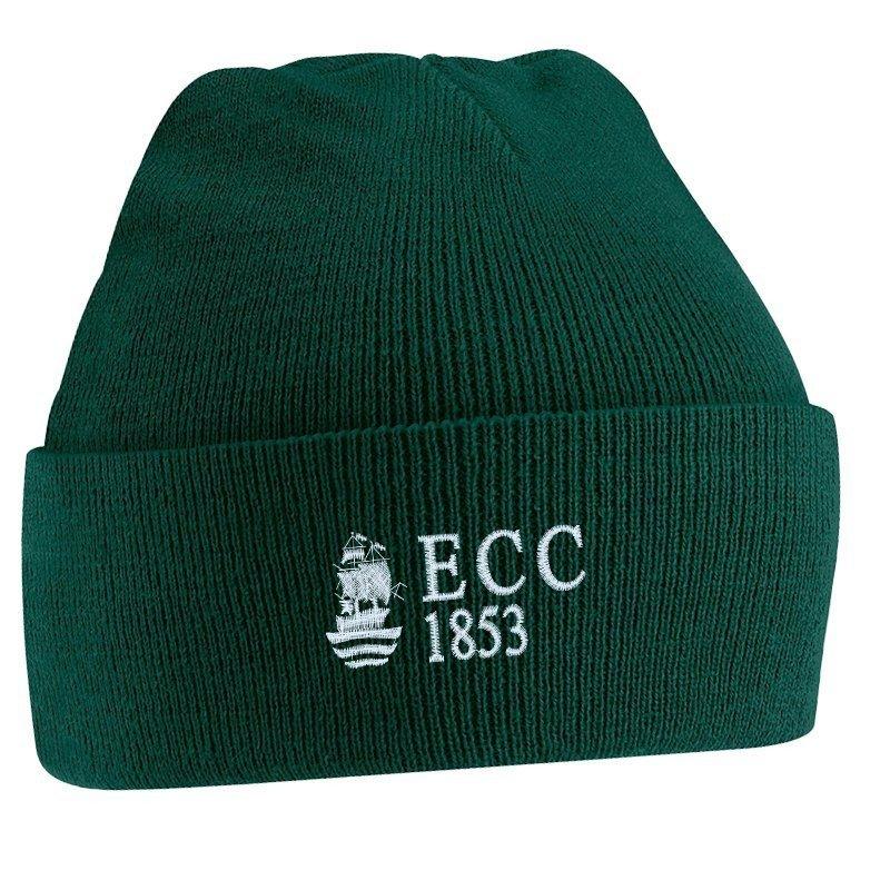 Effingham CC Green Beanie