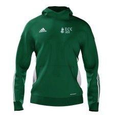 Effingham CC Adidas Green Hoody