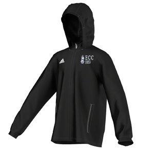 Effingham CC Adidas Black Rain Jacket