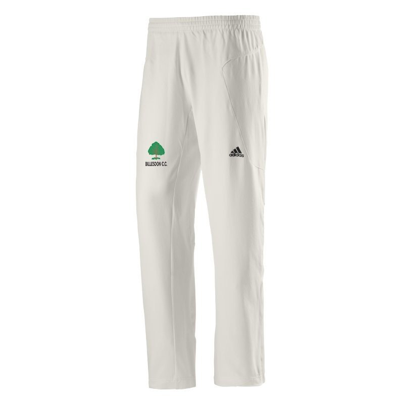 Billesdon CC Adidas Playing Trousers