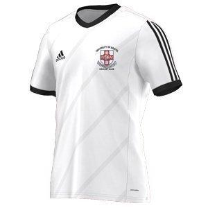 University of Bristol CC Adidas White Training Jersey
