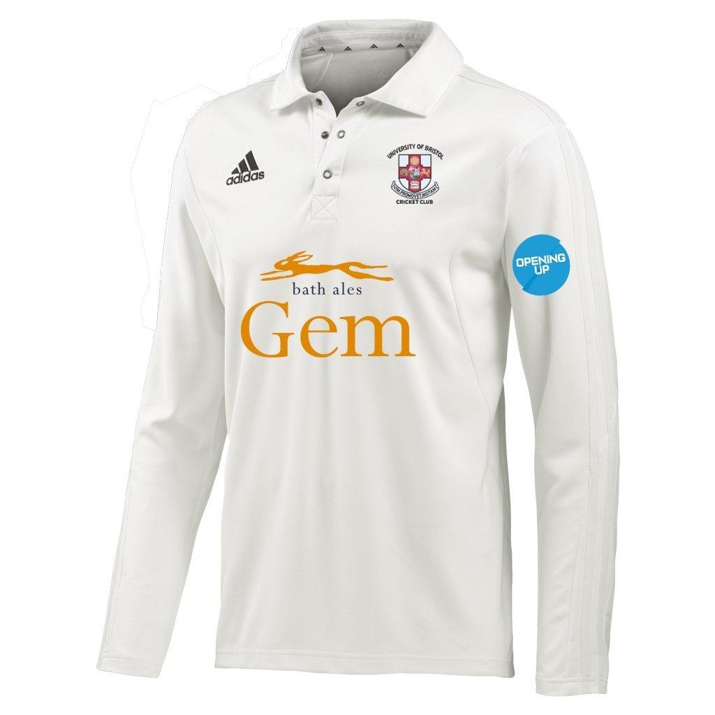 University of Bristol CC Adidas L/S Playing Shirt