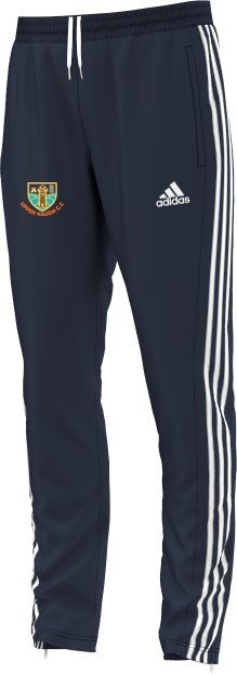 Upper Haugh CC Adidas Navy Training Pants