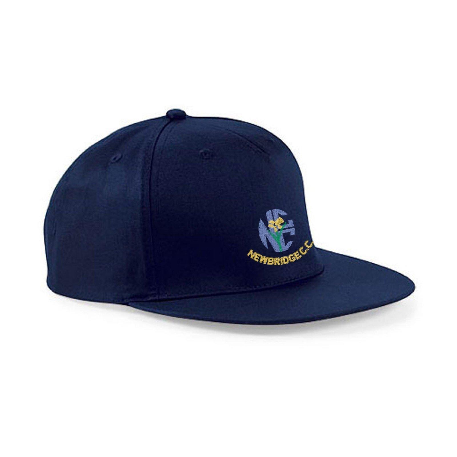 Newbridge CC Navy Snapback Hat