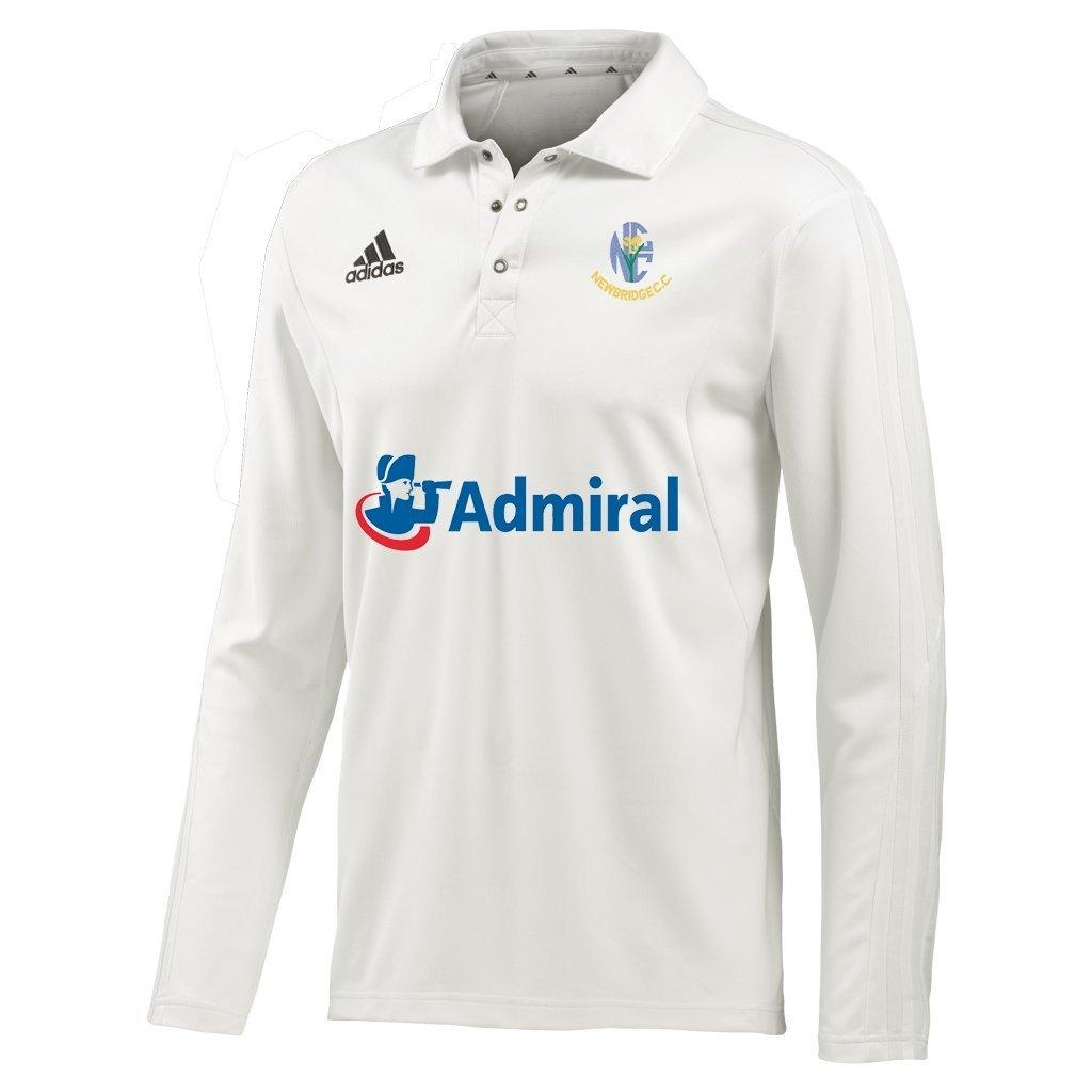 Newbridge CC U18s Adidas L/S Playing Shirt