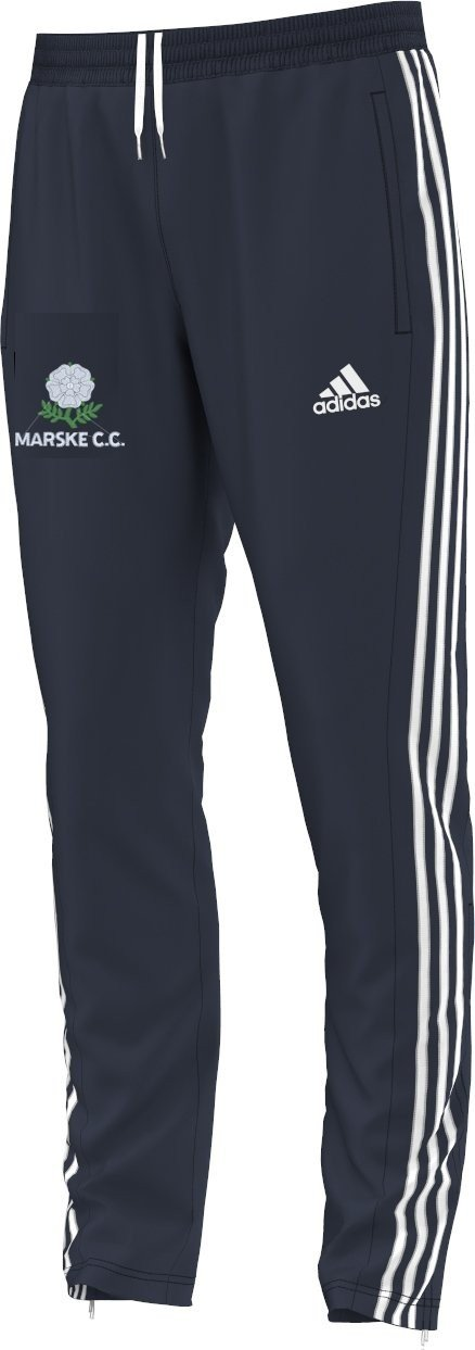 Marske CC Adidas Navy Training Pants