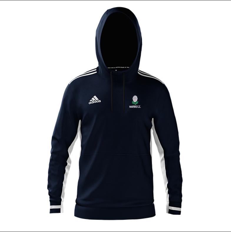 Marske CC Adidas Navy Hoody
