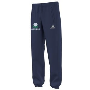 Marske CC Adidas Navy Sweat Pants