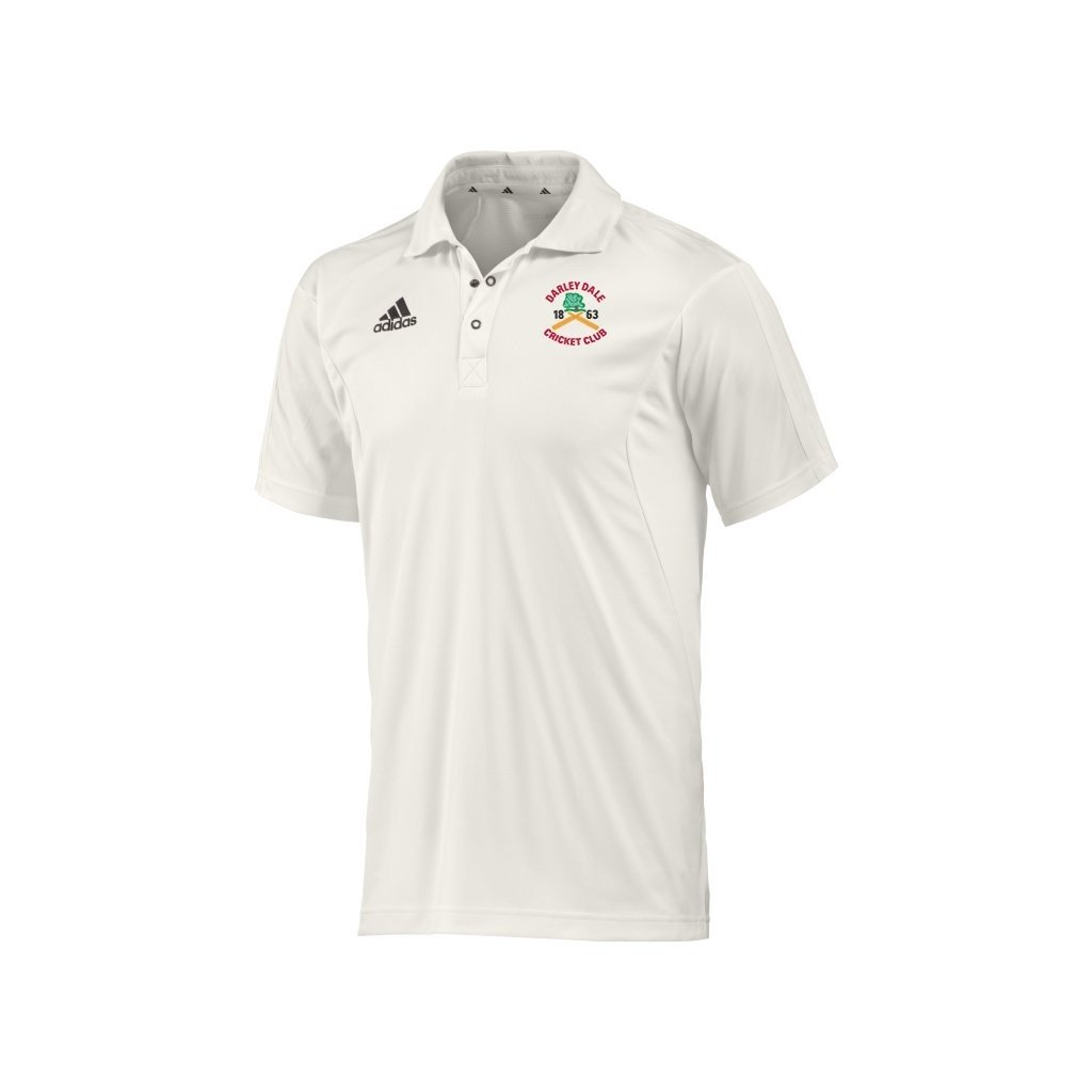 Darley Dale CC Adidas S/S Playing Shirt