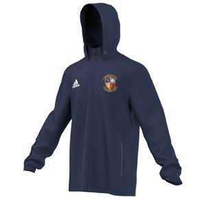 Townville CC Adidas Navy Rain Jacket