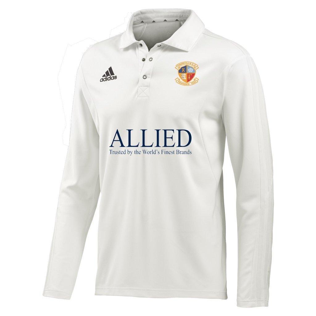 Townville CC Adidas L/S Playing Shirt