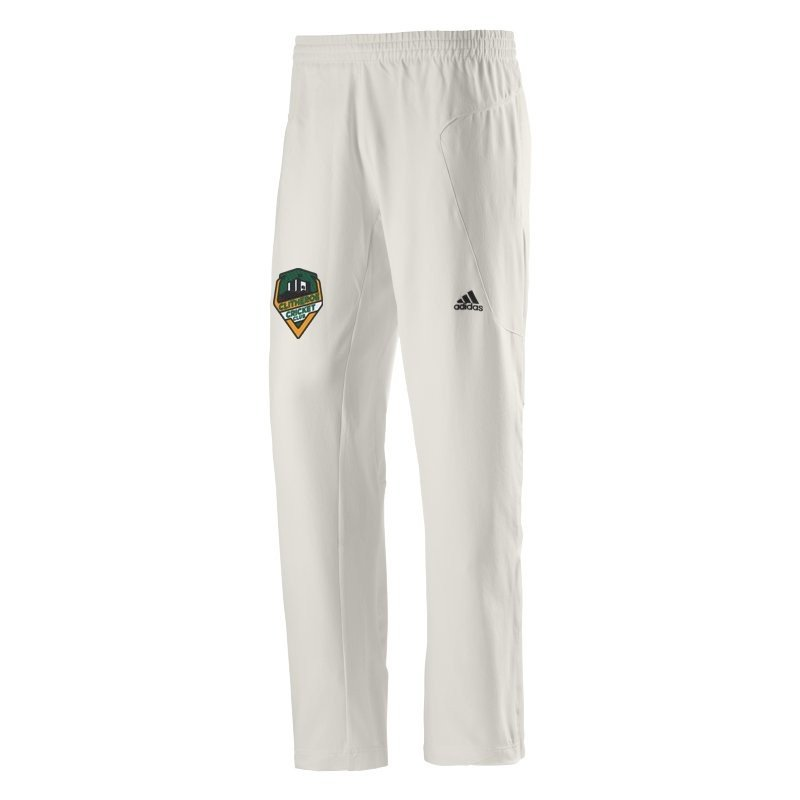 Clitheroe CC Adidas Playing Trousers