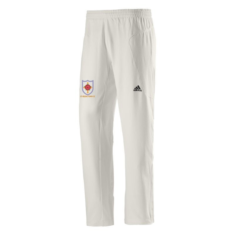 St Helens Town CC Adidas Playing Trousers