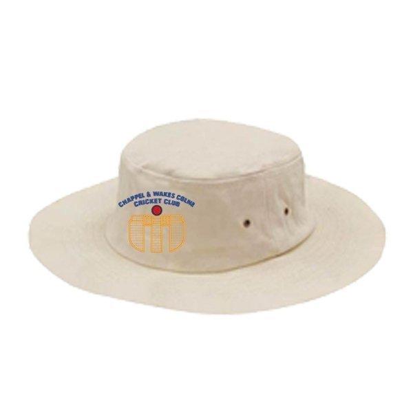 Chappel & Wakes Colne CC Sun Hat